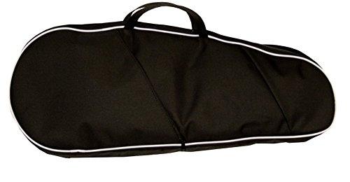 TENNISTASCHE Tennisschläger Schlägerhülle Tasche Schutzhülle Neu (Schwarz)
