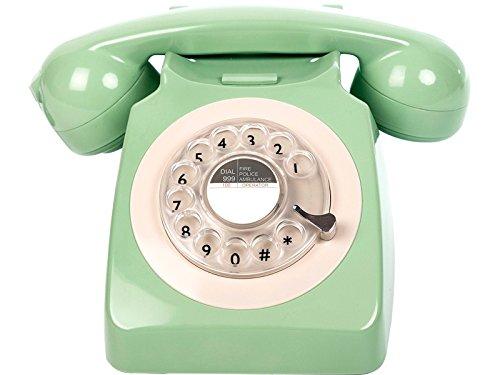 Telephone Retro Vintage 70s Vert