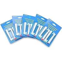 20pcs cabezales de cepillo de cuidado de salud de reemplazo de vitalidad eléctrica neutro