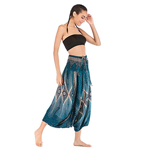 Soupliebe Pantalones De Yoga Pantalones Hippie Pantalones Hombre Panta
