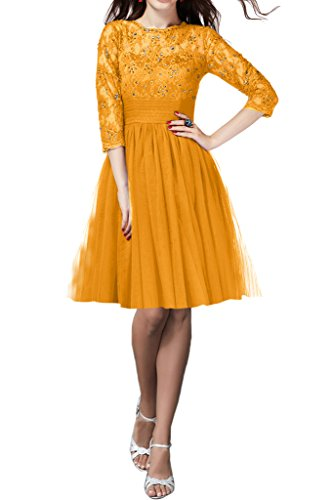 Gorgeous Bride - Robe - Femme Yellow-S