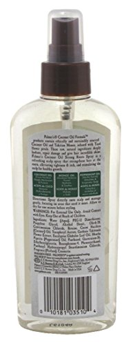 Palmers Coconut Oil Strong Roots Spray 5.1 oz. (Pack of 6)