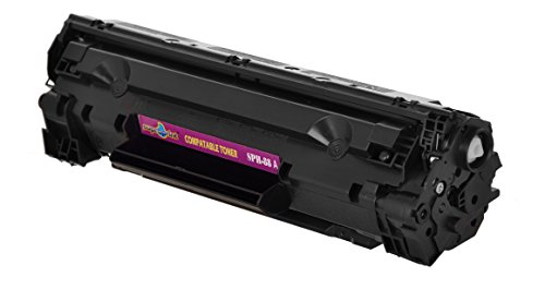 Suproprint 88A Black Cartridge Toner Compatible For HP Laserjet P1007,P1008,P1106,P1108,M1136,M126,M128,1213N  available at amazon for Rs.620