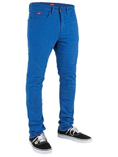 Superslick Tight Color Pant Slim Jeans Ocean Blue Blue