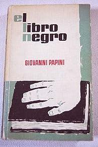 El libro negro par  Giovanni Papini
