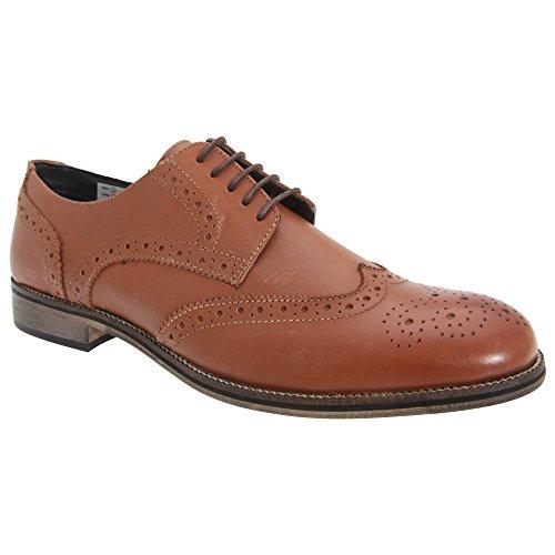 Roamers - Chaussures de ville - Homme Fauve