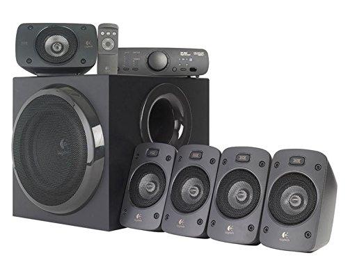 Logitech Z906 5.1 Speaker System PC-Lautsprecher