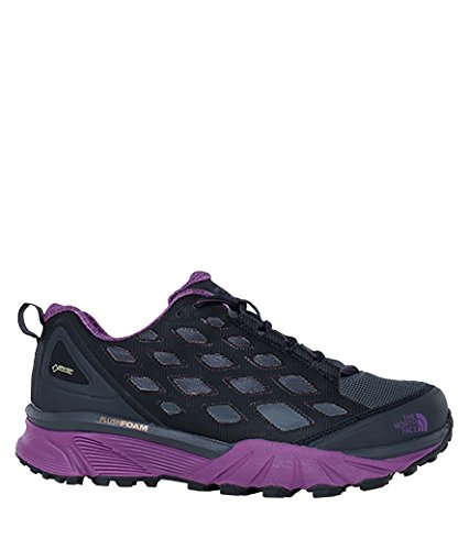 The North Face W Endurus Hike Gtx Phntmgy/wdviolt Phntmgy/wdviolt