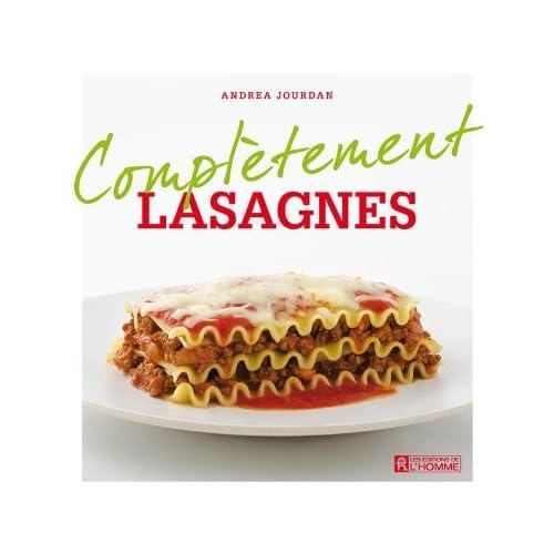 Lasagnes (Complètement)