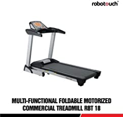 Robotouch Multi-Function Foldable Motorized Treadmill RBT 18D