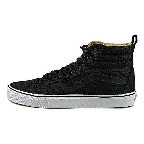 Vans Sk8-Hi Reissue PT Military Twill Sneaker Herren (military twill) black/tr