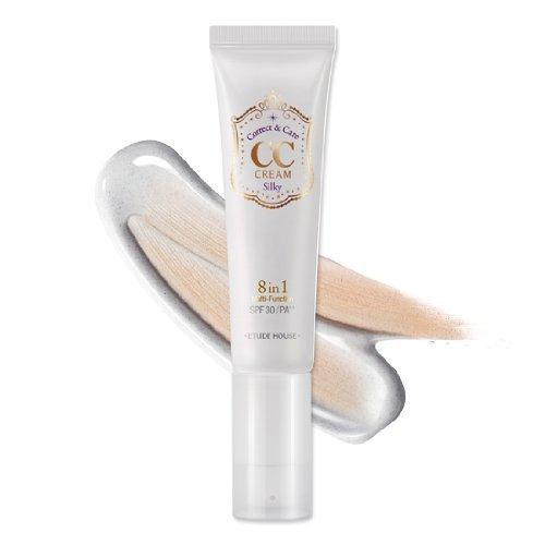 Etude House Correct & Care CC Cream - Silky [Misc.]