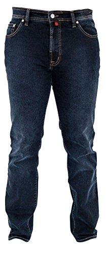 Pierre Cardin-Pantaloni Jeans Deauville 3196-735068 68 blau 44W x 32L