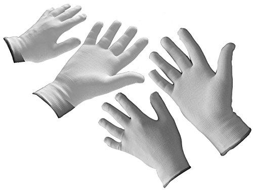4 x Folien Montage Handschuh gleitfähig+fusselfrei Car Wrap Vollverklebung+tint