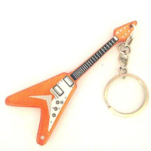 Llaveros en forma de guitarra mod. Estándar