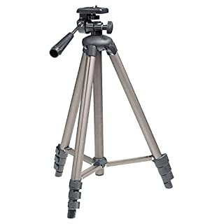 Eurosell tripod for laser levels, cross line lasers, rotary lasers, suitable for the Bosch Dewalt Makita