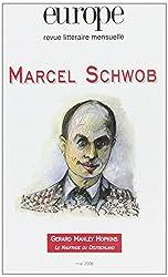 Europe, N° 925, Mai 2006 : Marcel Schwob
