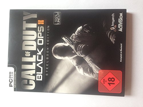 Call Of Duty Black Ops 2 Steelth Book Edition [100% Uncut ]