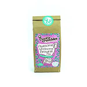 Cookie Crumbles - Awesome Wholesome Brownie Mix - 300g (Case of 6)