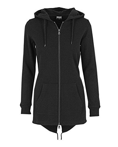 Women Hoodie Zip Plain Jumper Pullover Sweatshirts Ladies Casual Hoody Coat Jacket