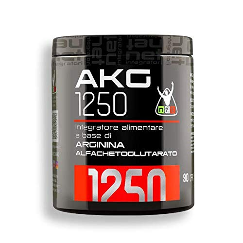 AKG 1250 Arginina (90 compresse) - NET Integratori