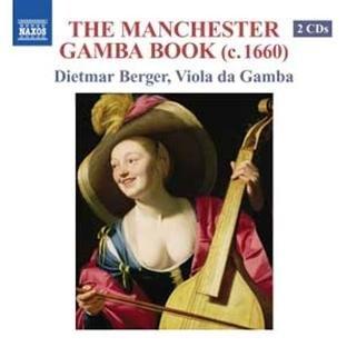 Preisvergleich Produktbild The Manchester Gamba Book (c. 1660)