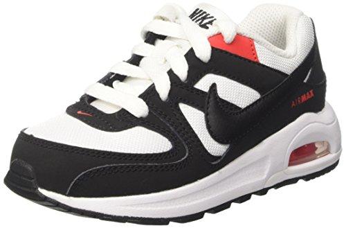 premium selection 6d2b7 8534f Nike Air Max Command Flex PS, Sneaker a Collo Basso Bambino