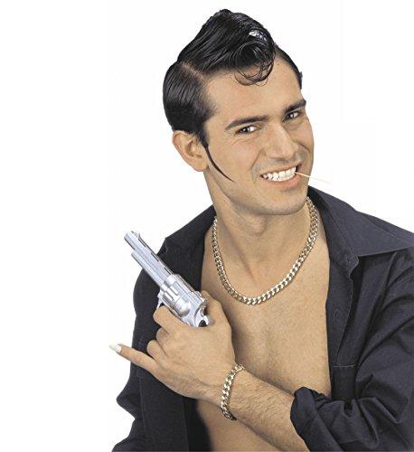 Panelize ® Gangster Rapper Zuhälter Lude Macho Goldkette und Armband
