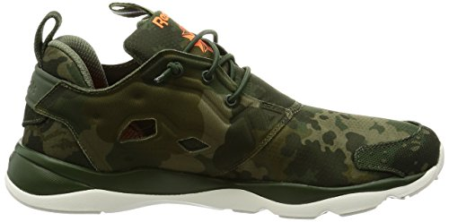 Reebok Furylite Cc Herren Sneakers Camouflage