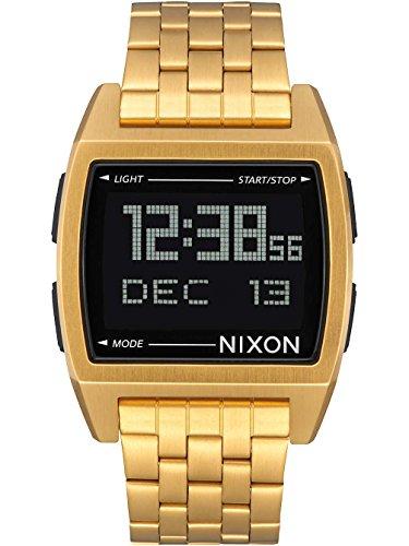 nixon-base-38-mm-gold-orologio-unisex