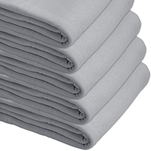 Nurtextil24 Sofaüberwurf Elastisch Baumwolle Bettüberwurf (viele Variante verfügbar) Couch...