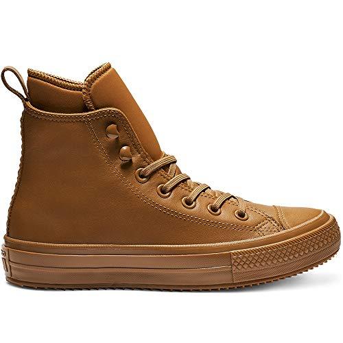 Converse Unisex-Erwachsene Chuck Taylor All Star Wp Boot Hohe Sneaker,Burnt Caramel,36.5 EU