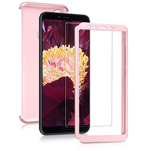 "kwmobile 45219.31 Funda para teléfono móvil 15,2 cm (5.99"") Rosa - Fundas para teléfonos móviles (Funda, Xiaomi, Xiaomi Mi 6X/Mi A2, 15,2 cm (5.99""), Rosa)"