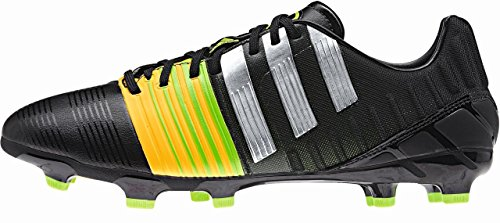 adidas Nitrocharge 2 0 Fg, Chaussures de football homme Noir