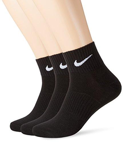 NIKE Socken Lightweight Quarter 3er Pack