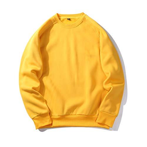 VBWER Herren Manner Fitness Kapuzen Langarm Pullover Sport Kapuzenjacke Hoodies Sweatshirt 100% Baumwolle