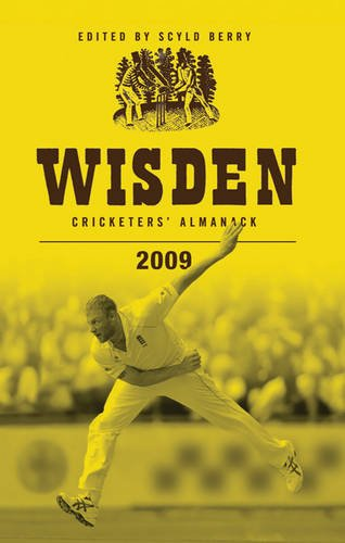 Wisden Cricketers' Almanack 2009 2009: Large Format Version