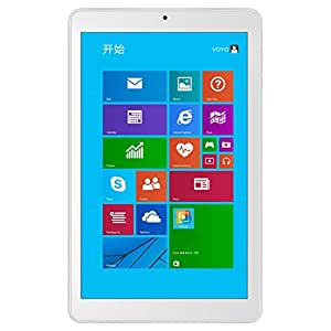 "VOYO A1s 10.1"" Windows8.1 Intel Z3735 WIFI Tablette Tactile PC Quad Core 1.33GHz 2Go RAM 32Go ROM Dual Caméras 2.0MP+2.0MP 10.1 pouces IPS Capacitif Ecran Résolution 1280 x 800 (WXGA) G-Sensor Skype Bluetooth Tablet Touchable"
