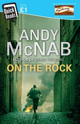 Portada del libro [On the Rock : Quick Read] (By (author) Andy McNab) [published: February, 2016]