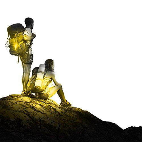Imagen 3 de Cyalume CM-4MZB-7TBR - Barras de luz amarillo SnapLight Glow Sticks 15 cm, 6 Inch Lightstick super brillante con duración de 12 horas (Caja de 10)