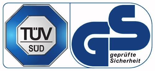 Best For Sports Trampolin mit TÜV Intertek und GS Zertifikat grün 305 cm mit Sicherheitsnetz, Leiter, REGENABDECKUNG mit ANKER KIT , BIS 150 KG - 6