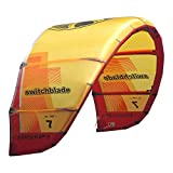 Cabrinha Aile Kitesurf Switchblade Only 2019 C1 Yellow/Red 12,0