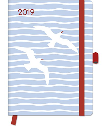 2019 Sea Diary - teNeues GreenLine Diary - 16 x 22 cm par teNeues Calendars & Stationery