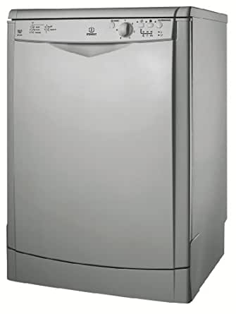 Indesit - DFG254BNXFR - Lave Vaisselle - 12 Couverts - 47 dB - Classe: A - Inox