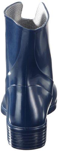 marine Import Bottes Allemagne 0 Femme 41 PVC 2218 Semelle 400 pour Couleur Talon avec ouverture bleu Taille Gris Antidérapante 41 Botte Michaela Grande nxHRwBx