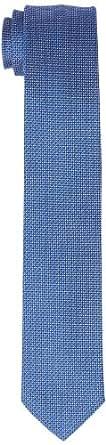 CINQUE Herren Krawatte SCHMAL 7712, Einfarbig, Gr. One size, Blau (blau 68)
