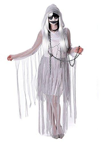 Halloween M (Gruselig Dead Girl Kostüm)