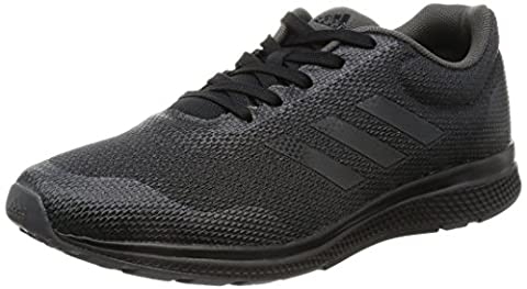 adidas Herren Mana Bounce 2 Laufschuhe, Schwarz (Core Black/Silver Met./Onix),