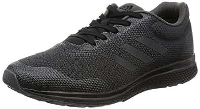 adidas Men's Mana Bounce 2 M Aramis Running Shoes, Black (Core Black/Silver Met/Onix), 6.5 UK