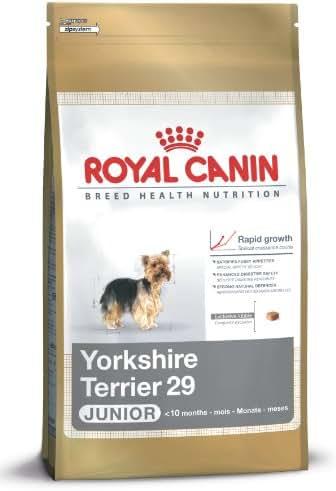 Royal Canin : Croquettes Yorkshire Terrier Junior 29: 1,5kg